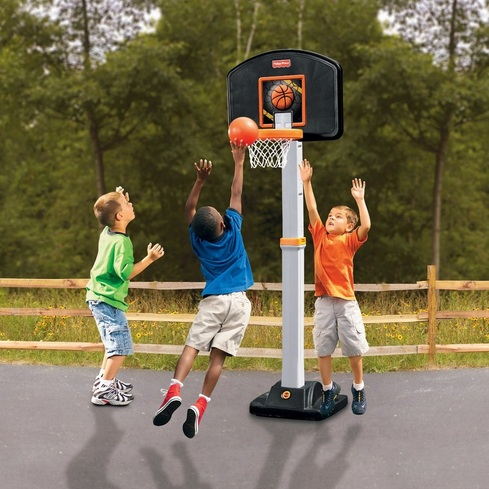 Basketball to Increase Height